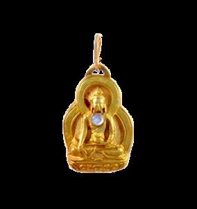 Medicine Buddha Amulet