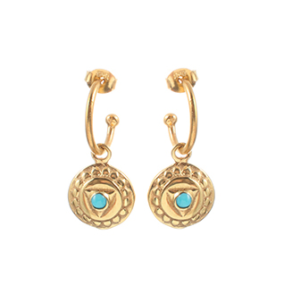 The Visudda Earrings