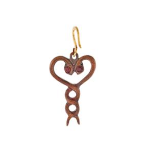 Sacred Heart Amulet