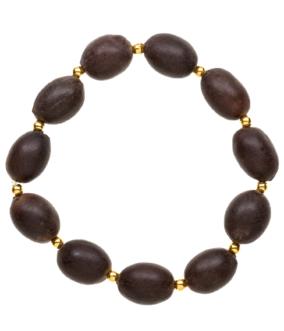 Lotus Seed Bracelet - Gold