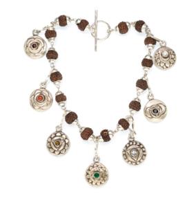 The 7 Chakra Charm Bracelet