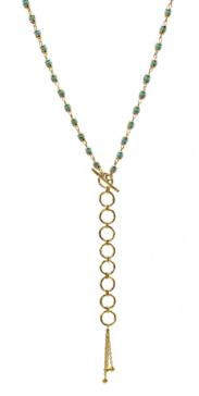 Tara Turquoise Gold