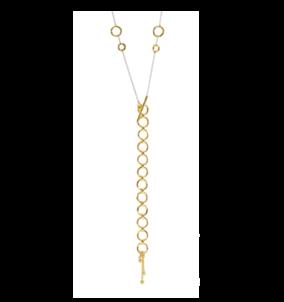 Chain Chain Chain Corta - Silver