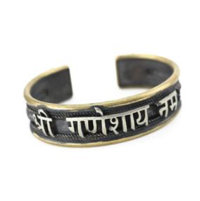 Ganesh Mantra Bracelet