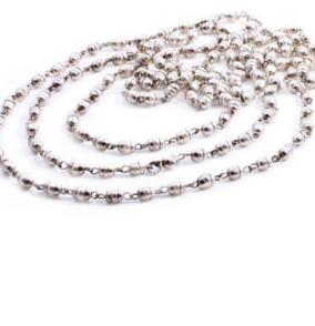 Laxmi Pearl Longing Silver