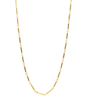 Heavy Handmade Link Chain- Gold
