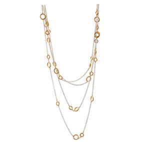 Chain Chain Chain Silver