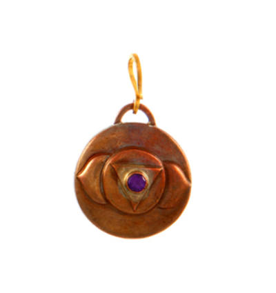 Third Eye Chakra - Copper