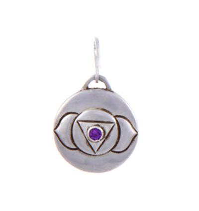 Third Eye Chakra - Silver