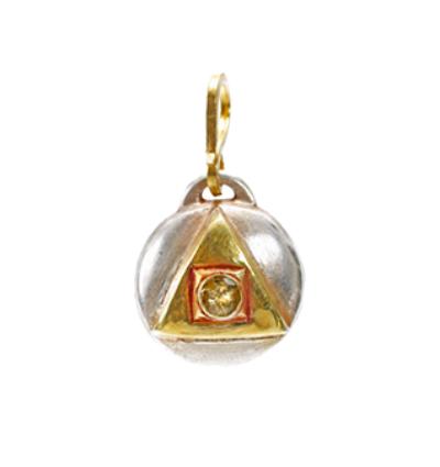 Balance and Flow Amulet