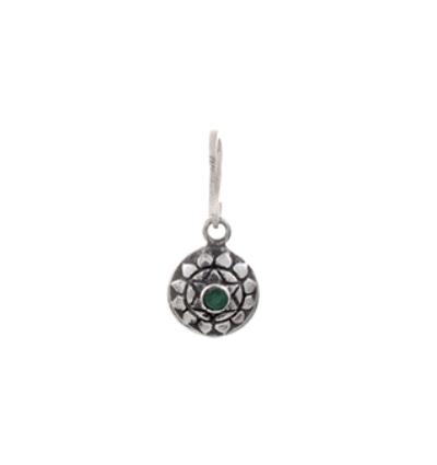 The Anahatha Charm - Silver