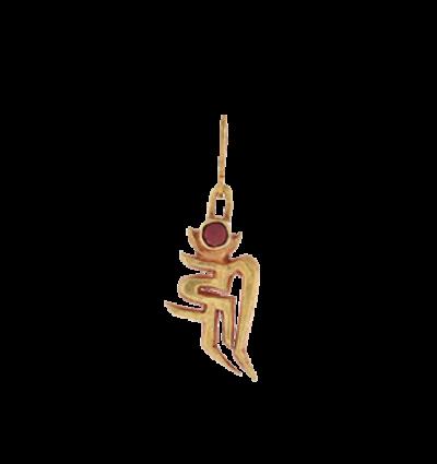 Hrim Charm - Gold