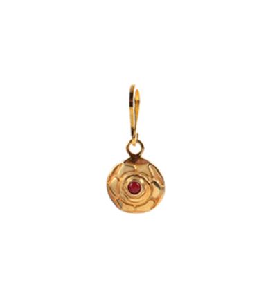The Swadisthana Chakra Charm - Gold