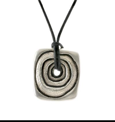 Abundance Amulet - Silver