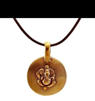 Ganesh Amulet - pancha dhatu