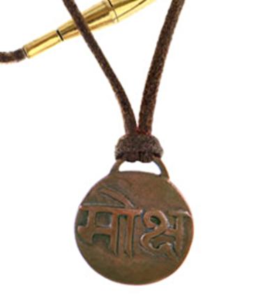 Moksha Amulet - Pancha Dhatu