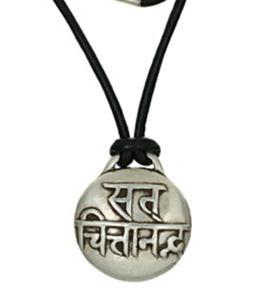 Sat Chit Ananda - Silver