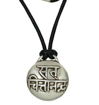 Sat Chit Ananda - Silver