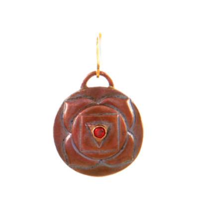 Root Chakra - Copper
