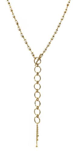 Laxmi Pearl - Gold
