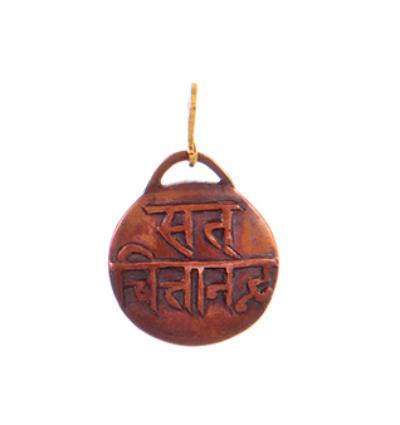 Mantra - Sat Chit Ananda Amulet - Pancha Dhatu