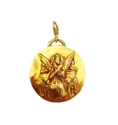 Sofia Amulet - Gold