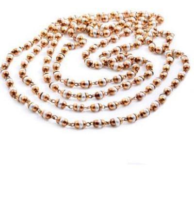 Laxmi Pearl Longing - Gold