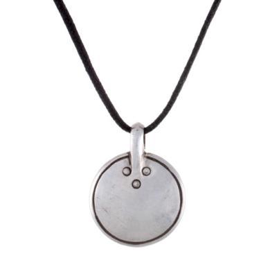 Tibetan Mirror - Silver