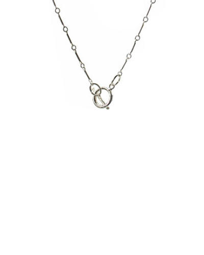 Simple Chain - Silver