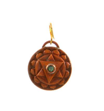 Heart Chakra - Copper