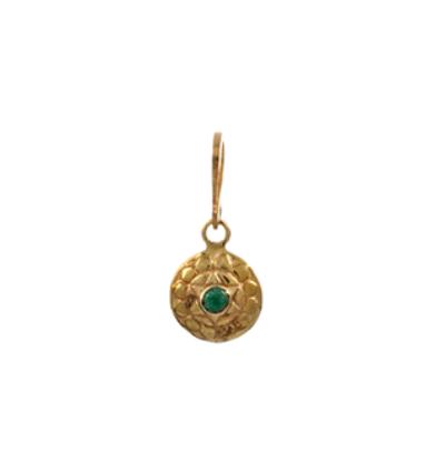 The Anahatha Chakra Charm - Gold