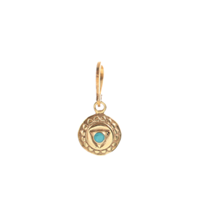 The Visudda Charm- Gold
