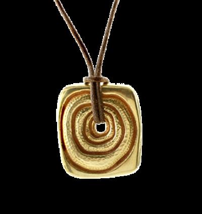 Abundance Amulet - Gold