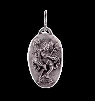 Vajra Yogini Amulet - Silver