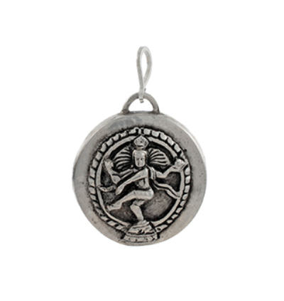 Shiva Nataraj - Silver