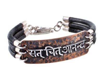 Mantra Bracelet Sat Chit Ananda