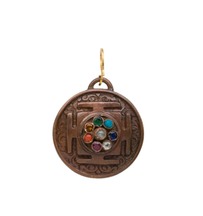 Chakra Mandala - Copper