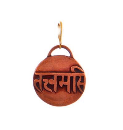 Mantra - Tat Tvam Asi Amulet - Pancha Dhatu
