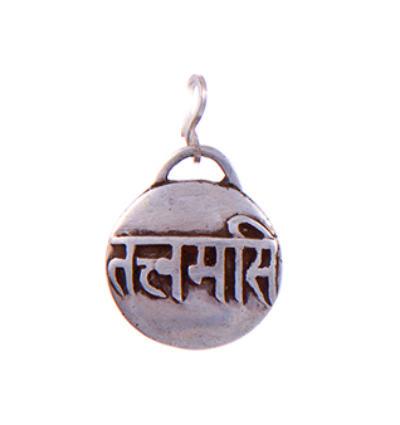 Mantra - Tat Tvam Asi Amulet - Silver