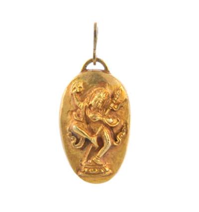 Vajra Yogini Amulet - Gold