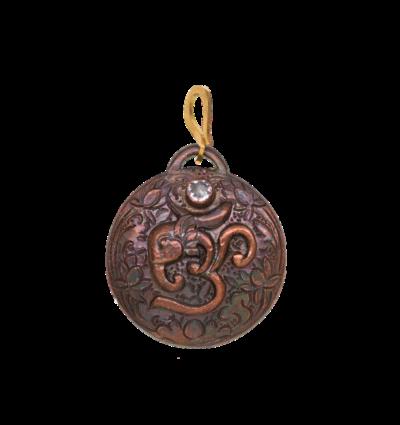 OM Ganesh - pancha dhatu