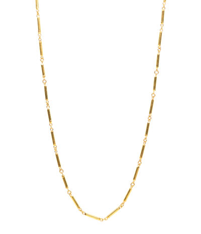 Heavy Handmade Link Chain - Gold