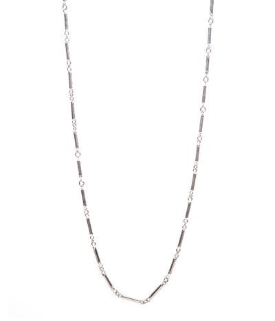 Handmade Heavy Link Chain, Silver