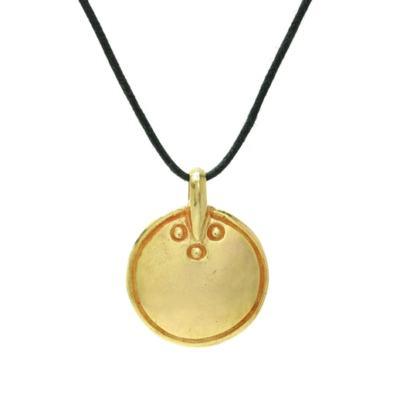 Tibetan Mirror - Gold
