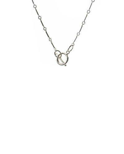Simple Chain - Silver