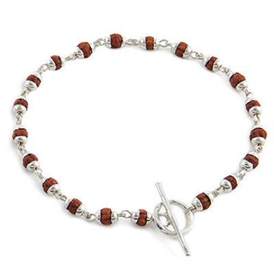 Rudrani Bracelet - Silver