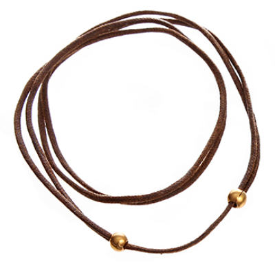 ZAdjustable Cords - Gold