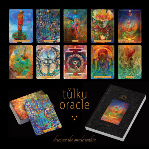 Tulku Oracle Kickstarter! Launching Friday